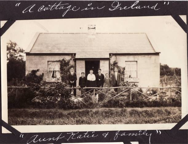 John and Catherine (Hill) Howe Family, Johnstown Co. Kildare
