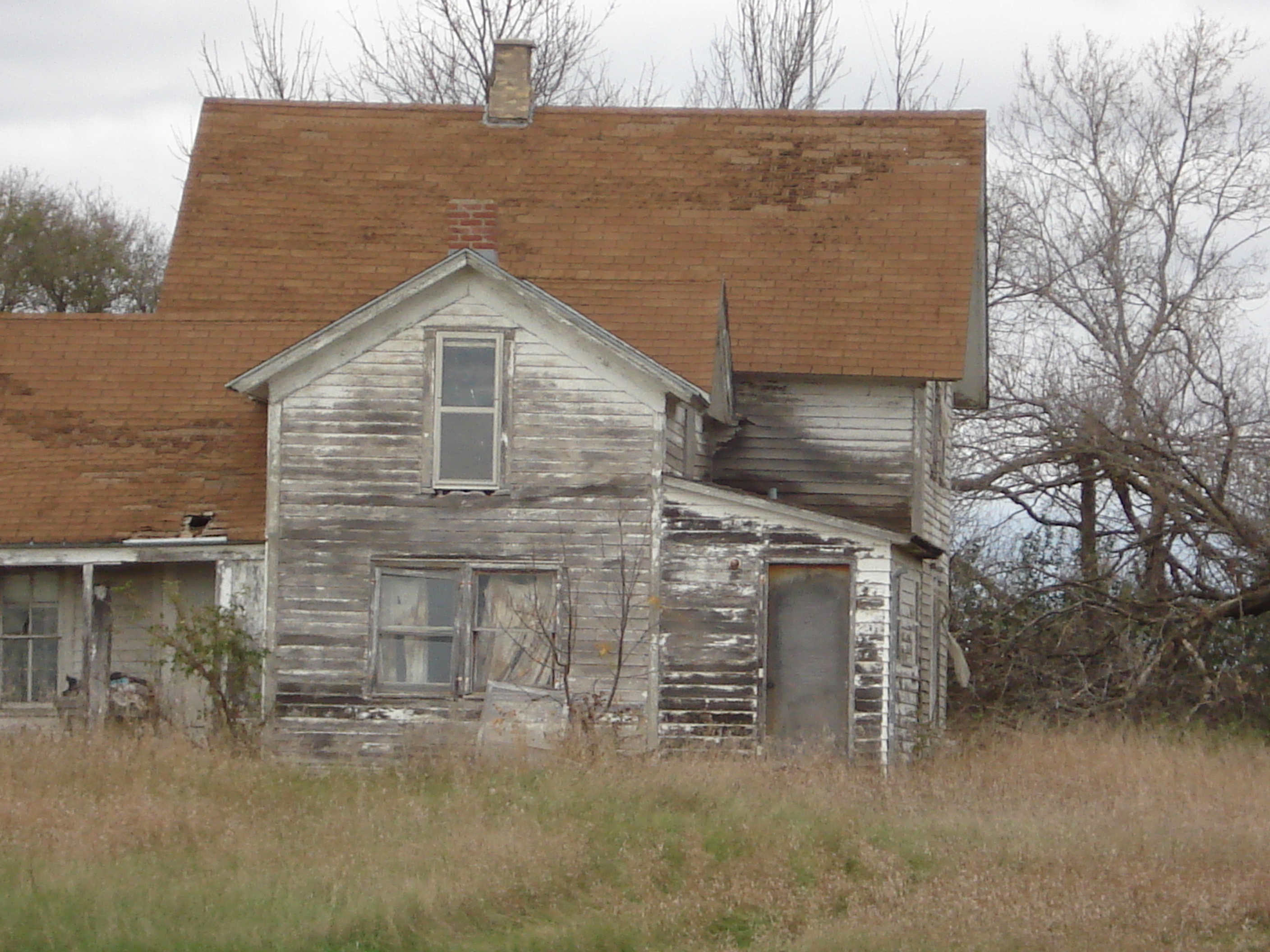 This Old Farmhouse