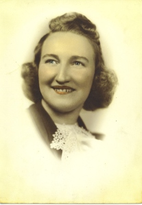 Agnes Flannery, 1942