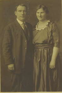 "James Patrick and Margaret Mary Flannery (also known as ""Pa and Ma"")"