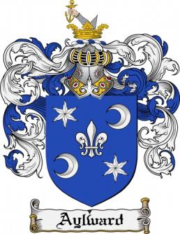 Aylward coat of arms