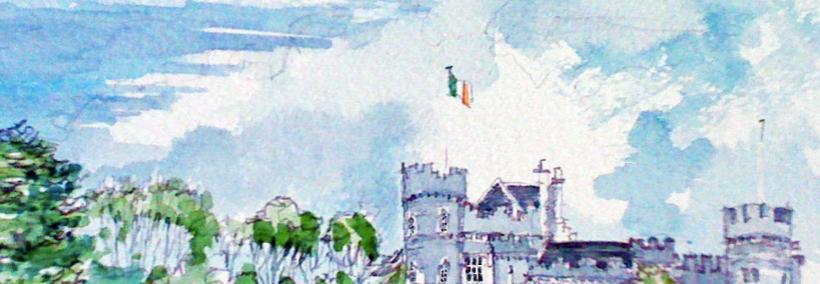 Courtesy of Irish Watercolor Gathering, Facebook cover photo