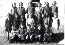 Recognize anyone in Maureen's fifth-grade class at Presentation Convent in Milltown, County Kerry? See our contest at the end of the story!