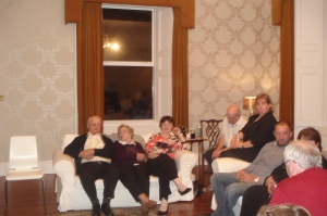 Paddy, Maura, & Family at our party in 2009