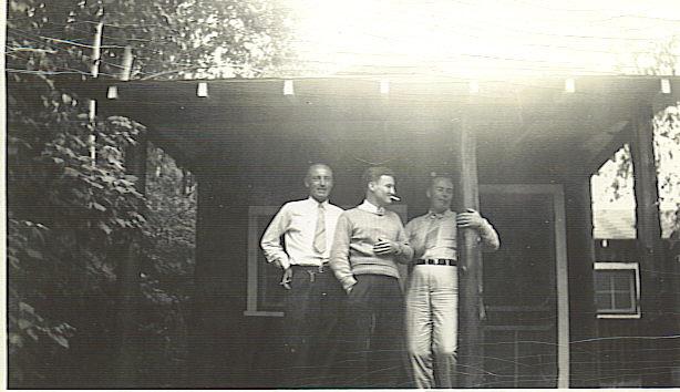 Bill McCormack, Jim Flannery, Jim McCormack
