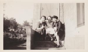 Grandma and her sisters