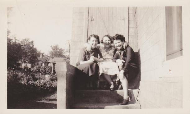 Grandma and her sisters
