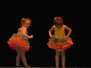 2012 Dance Recital with Maryn