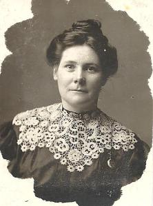Annie born August 30, 1876 in Kill, County Kildare, Ireland