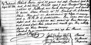 PhiladelphiaPennsylvaniaImmigrationRecordsSpecialBoardsofInquiry1893-1909ForBridgetGavin