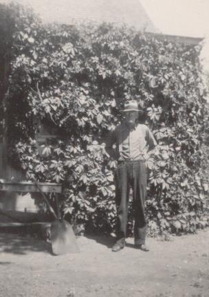Neil Regan circa 1935