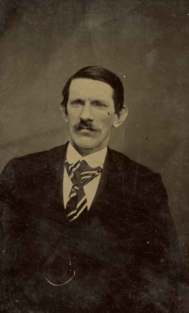 John Regan, circa 1872